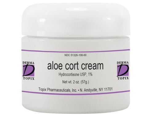 Derma Topix Aloe Cort Cream