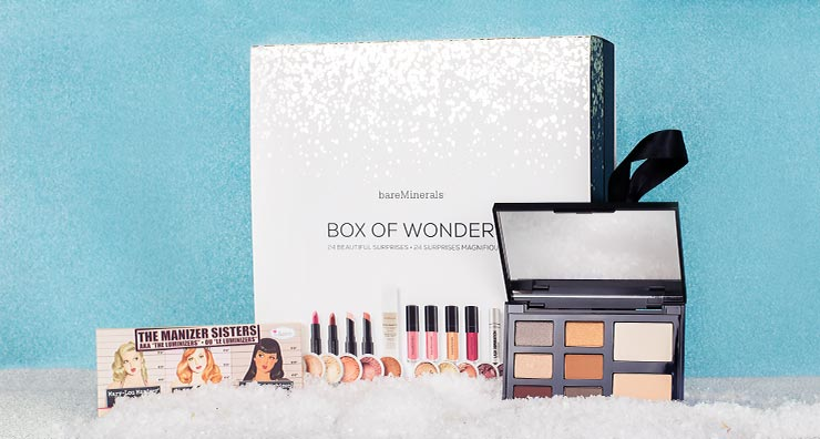 Holiday Gift Guide: Six Lovely Gift Ideas for the Makeup Junkie