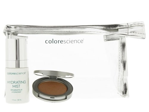 Free $60 Colorescience Hydrate & Illuminate Set