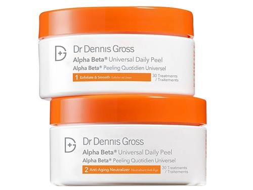 Dr. Dennis Gross Skincare Alpha Beta Daily Face Peel Original Formula (30 Applications)