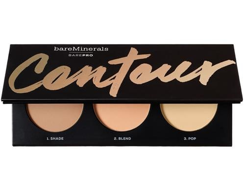 bareMinerals barePRO Contour Face-Shaping Trio - Fair to Medium