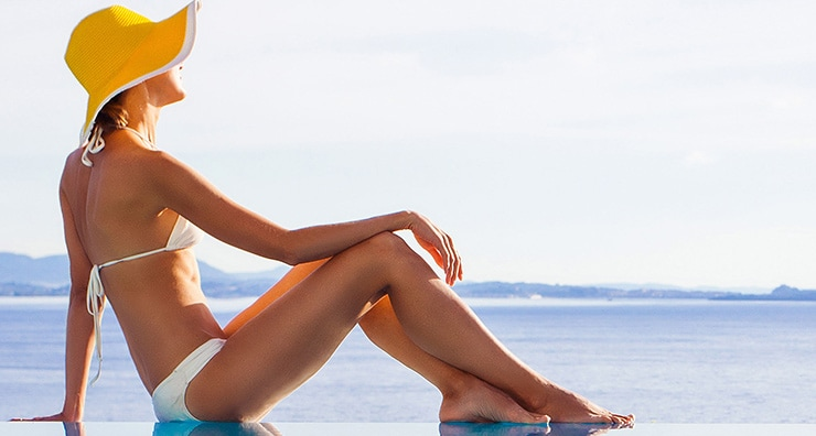 3 Simple Skin Fixes for Your Bikini Body