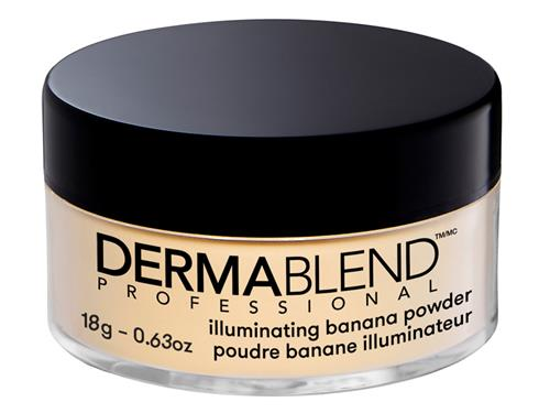 Illuminating Banana Powder