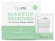 Teami Makeup Remover Tea Infused Facial Cloths