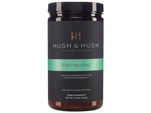 Hush&Hush PlantYourDay Supplement. Wellness. Supplements.