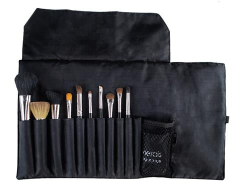 glo minerals Full Brush Roll Kit