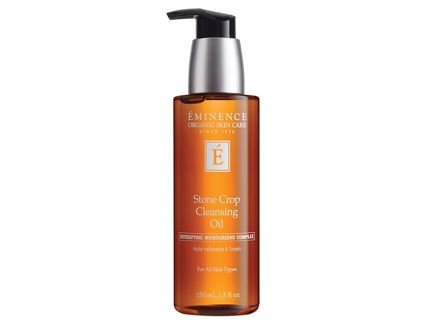 Eminence Organics Stone Crop Cleansing Oil. Cleansing Oil.