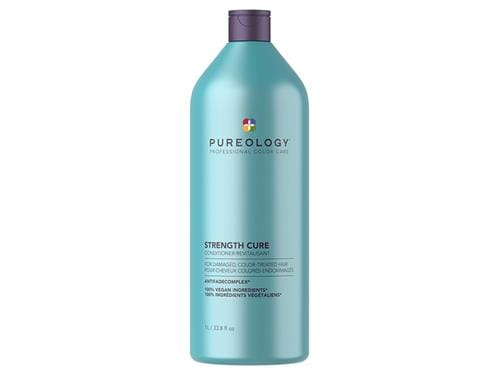 Pureology Strength Cure Conditioner - Liter