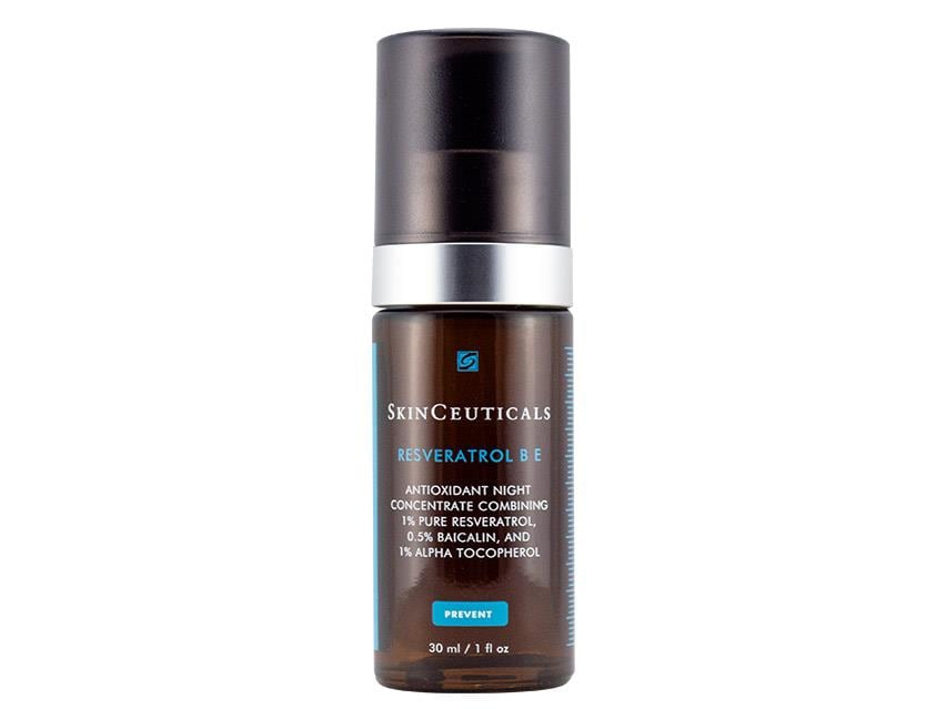Skinceuticals Resveratrol B E Antioxidant Night Concentrate