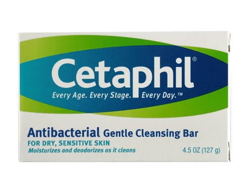Cetaphil Antibacterial Cleansing Bar