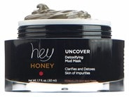 Hey Honey Uncover Detoxifying Mud Mask