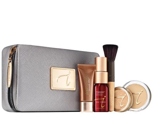 jane iredale Starter Kit - Medium Light (Warm Sienna)