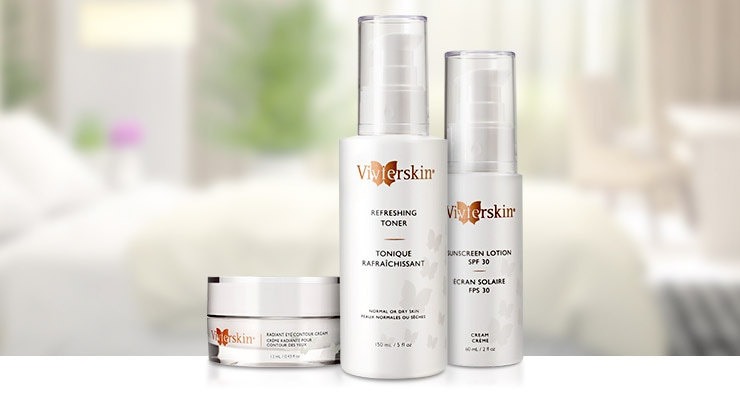 6 Steps to Healthy Skin: VivierSkin Anti-Aging Program