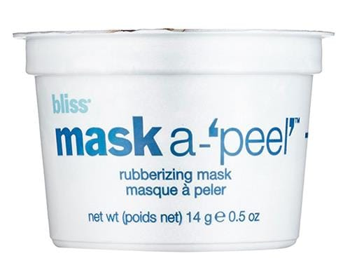 bliss mask a-'peel' Complexion Clearing Rubberizing Mask Single Application