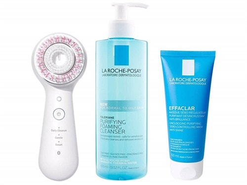 Clarisonic Mia Smart + La Roche Posay Purifying Set