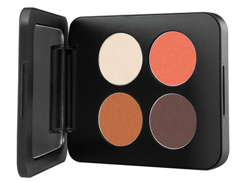 YOUNGBLOOD Pressed Mineral Eyeshadow Quad - Horizon