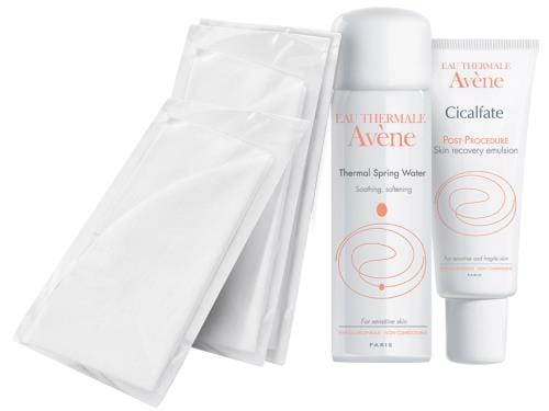 Avene S.O.S. NON-ABLATIVE Post-Procedure Recovery Kit
