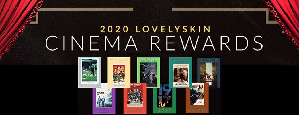 Cinema Rewards 2020