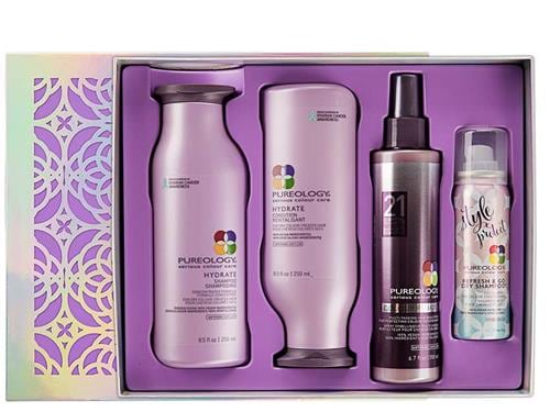 Pureology Hydrate Holiday Gift Set 2018