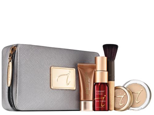 jane iredale Starter Kit - Light (Warm Silk)