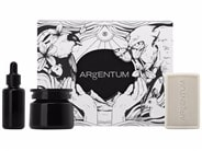ARgENTUM coffret soins infinis All-Encompassing Trio For Your Skin