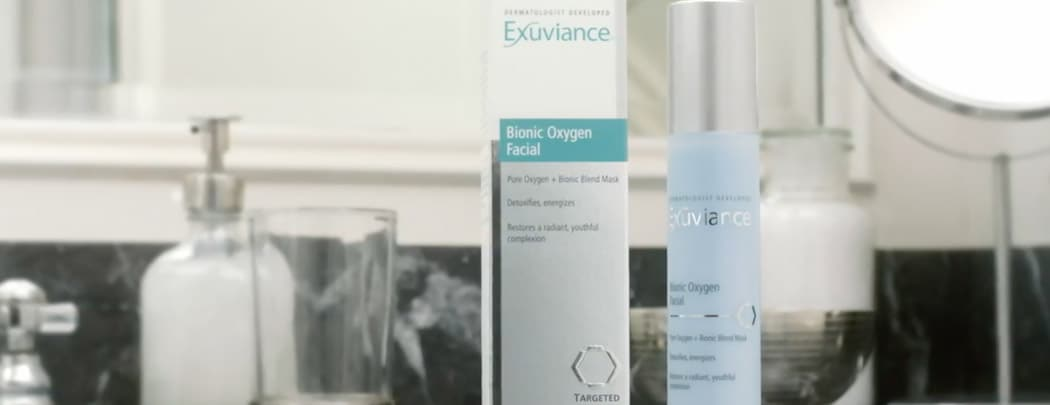 How to - Exuviance Bionic Oxygen Facial