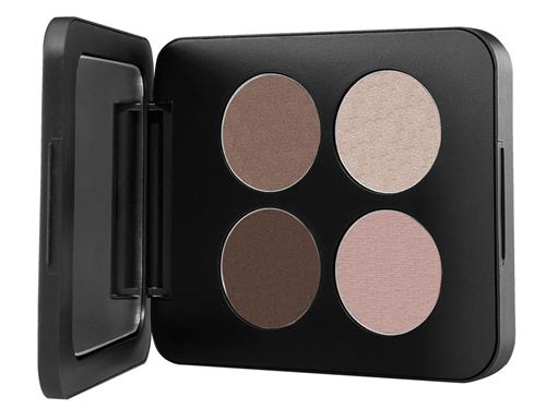 YOUNGBLOOD Pressed Mineral Eyeshadow Quad - Shanghai