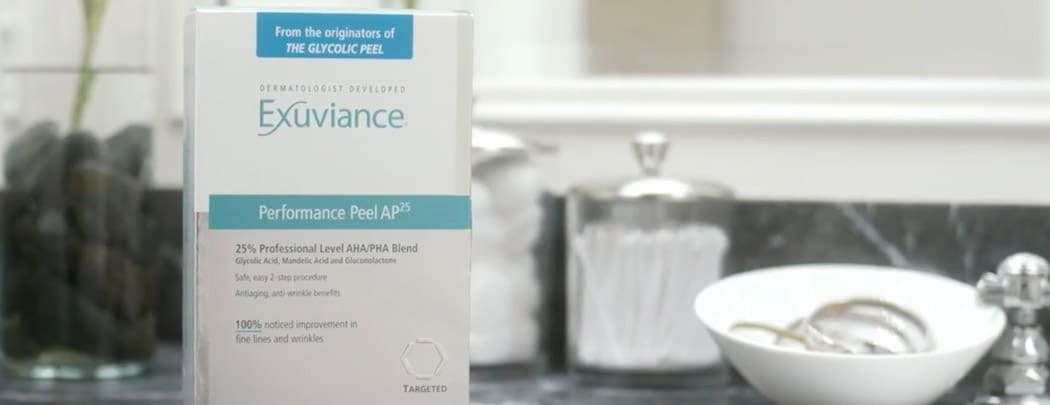 How to - Exuviance Performance Peel AP25