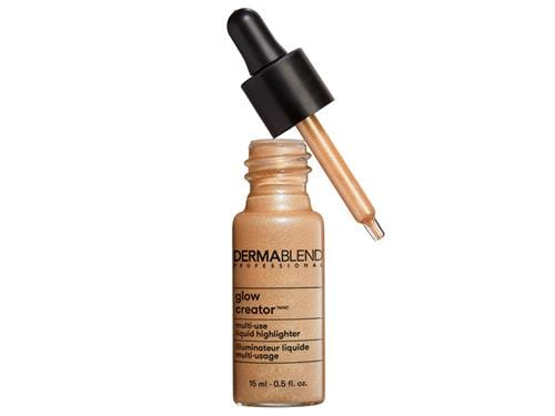 Dermablend Glow Creator Multi-use Liquid Highlighter Makeup - Gold