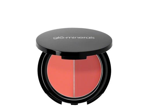 glo minerals GloBlush Duo