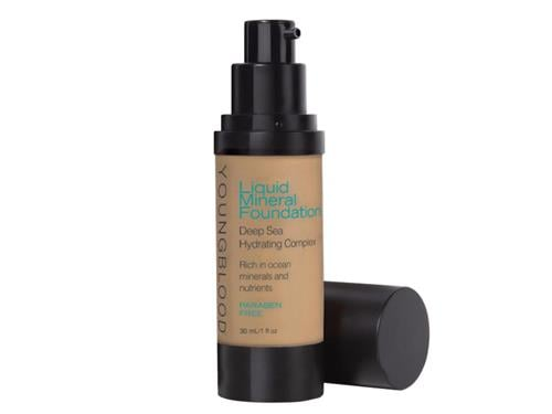 YOUNGBLOOD Liquid Mineral Foundation - Tahitian Sun