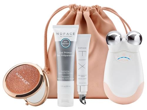 NuFACE Trinity Pro Shimmer All Night Collection - Limited Edition. Skin Care. Devices.