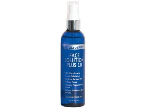 GlyDerm Face Solution Plus 10%