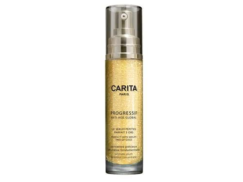 CARITA Progressif Perfect Gem Serum Trio of Gold