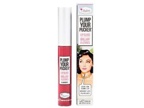 theBalm Plump Your Pucker Lip Gloss - Elaborate