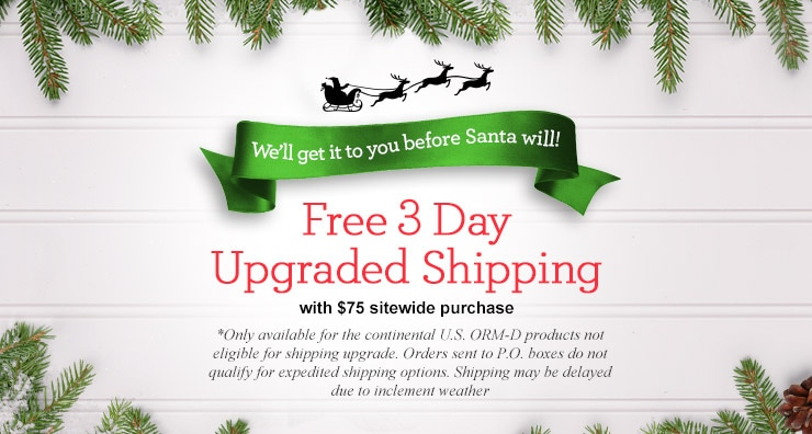 Green Monday: Enjoy Last-Minute Holiday Savings and Free Shipping!
