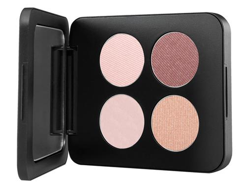 YOUNGBLOOD Pressed Mineral Eyeshadow Quad - Eternity