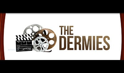 The Dermies 2020 - Celebrating Beautiful Skin in the Movies!