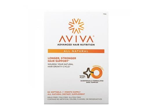 Aviva Advanced Hair Nutrition - 30 Day