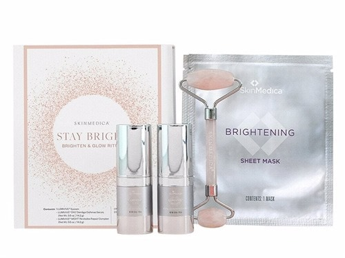 Free $163 SkinMedica Stay Bright Ritual Gift Set