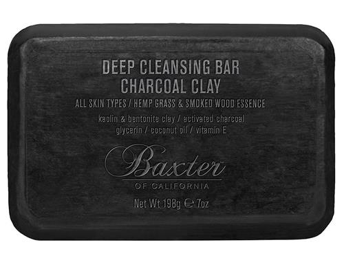 Baxter of California Charcoal 3-in-1 Body Bar