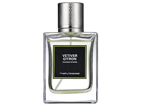 The Art of Shaving Eau de Toilette - Vetiver Citron - 100 mL