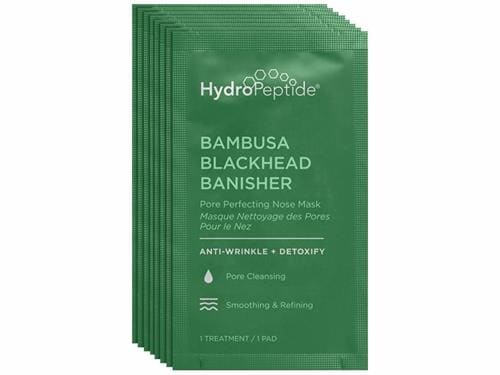 HydroPeptide Bambusa Blackhead Banisher Pore Perfecting Nose Mask. Skin Care. Face Mask.