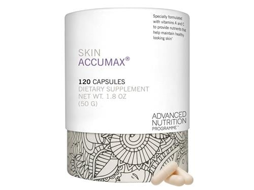 Jane Iredale Skin Accumax Vitamins and Nutrients Supplement - Starter Pack