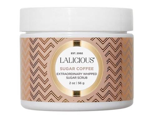 LaLicious Sugar Souffle Scrub - 2 oz - Sugar Coffee