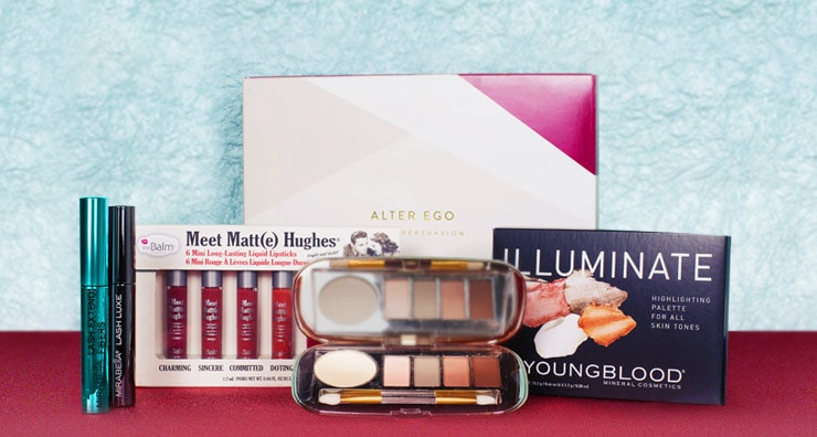 Holiday Gift Guide: 5 Makeup Hits They'll Love