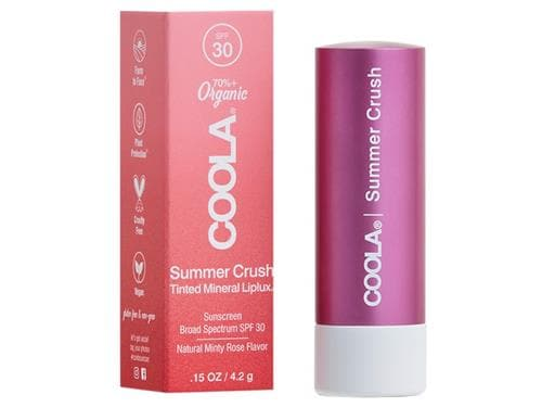 COOLA Mineral Liplux SPF 30 Organic Tinted Lip - Summer Crush