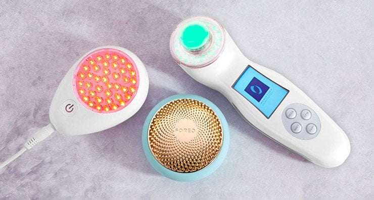 See the Lights this Season with Our Favorite LED Light Therapy Devices