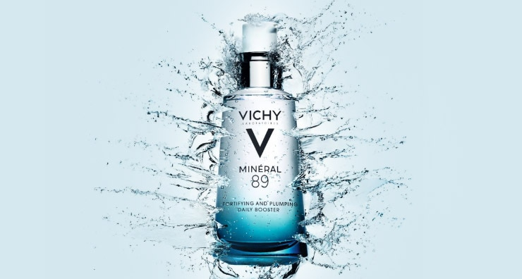Vichy Mineral 89: A Daily Multi-Mineral for Your Skin