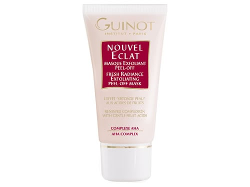 Guinot Nouvel Eclat Masque Fresh Radiance Exfoliating Peel-Off Mask